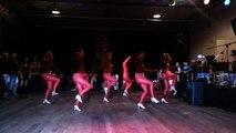 GemSTAR - NZ * Latin Hip Hop Crew - Star Samba Crew - MonSTAR 2014