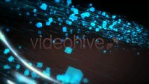 After Effects Project Files - Particle Rays Logo Reveal - VideoHive 2639592