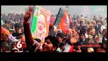 Delhi polls : Arvind Kejriwal and Kiran Bedi Fight - Samanyudi Santhakam - 6 TV