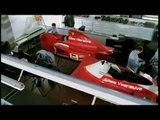 """Enzo Ferrari e Gilles Villeneuve. (Dal film """"Enzo Ferrari"""" con Sergio Castellitto)"""