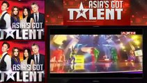 Asias Got Talent Alttype From JAPAN April 30, 2015 SEMI FINALS