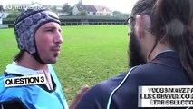 L'interview plaquage de Sébastien Chabal