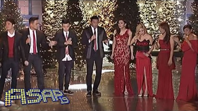 ASAP Kapamilya Stars sing 'O Come, O Come Emmanuel'