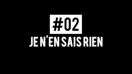 """Edgar Sekloka - L'Electro Avant l'Acoustique - Freestyle #02 """"Je n'en sais rien"""""""