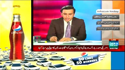In Focus - 8th May 2015