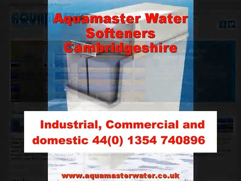 Aquamaster Water Softeners Cambridgeshire