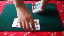 Truco de magia mas rapido del mundo REVELADO - The fastest card trick in the world REVEALED