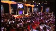 Madonna at British Comedy Awards Sacha Baron Cohen BORAT