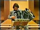 22 CHINE - BEIJING-Pékin 1990 - Reine de Musette arranger Guy VIVIER