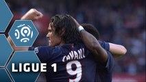 But Edinson CAVANI (2ème) / Paris Saint-Germain - EA Guingamp (6-0) - (PSG - EAG) / 2014-15