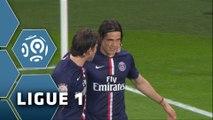 But Edinson CAVANI (52ème) / Paris Saint-Germain - EA Guingamp (6-0) - (PSG - EAG) / 2014-15
