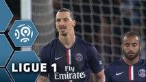 But Zlatan IBRAHIMOVIC (90ème pen) / Paris Saint-Germain - EA Guingamp (6-0) - (PSG - EAG) / 2014-15