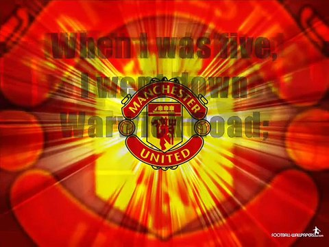 Manchester United - Take Me Home United Road