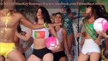 ★ Força Portugal Mundial 2016 Dance MegaMix ★ FIFA World Cup Brasil 2014 ★ Club Mix by Dj-ManKey(DJDIAZMANKEY)