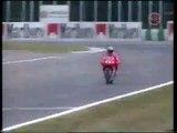 Mad Max Biaggi wheelie