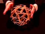 Playing with a Tensegrity