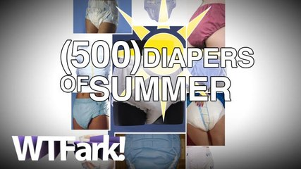 500 DIAPERS OF SUMMER: Police Find 800 Used Adult Diapers Along Rural Roads In Indiana