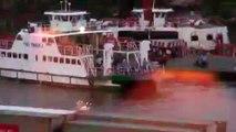 Thu Thiem Ferry, Ho Chi Minh City, Dist 1 Saigon