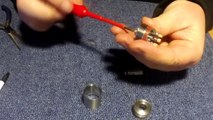 Vulcan Dripping Atomizer, vaping review