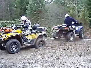 can-am vs Polaris