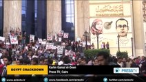 Egyptian activists call for release of journalists arrested in 2013