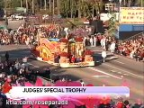 120th Tournament of Roses Parade: 2009 Highlights