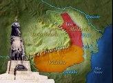 Mit offenen Karten Rumänien Land mit wechselnden Grenzen 1/ 2