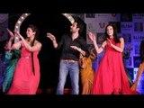 Huma Qureshi, Kalki Koechlin DAAYAN on the Dance Floor - Promotion of Film at R City Mall