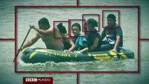 ¿Quiénes son los niños centroamericanos que llegan solos a la frontera de EE.UU.? - BBC Mundo