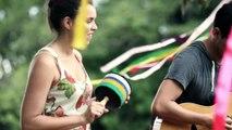 """Clip de Alejandro y María Laura: """"Jardín de Brasil"""" (Encuentros en Brasil)"""