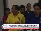 Roxas given free rein to pick own team at DILG