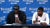 Cavaliers on Game 3 Loss _ Cavaliers vs Bulls _ Game 3 _ May 8, 2015 _ 2015 NBA Playoffs