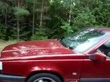 Volvo 850 turbo @ 1.9bar 500hp streetracing