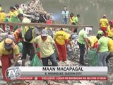 MMDA starts metro clean-up after the flooding