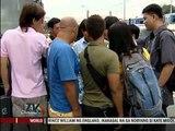 EDSA slow-moving despite bus 'coding'
