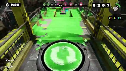 Splatoon Global Testfire 1st Hour Stream part 2
