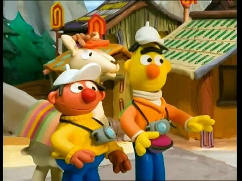 BERT & ERNIE'S GREAT ADVENTURES - video news release