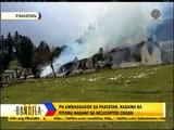 Filipino ambassador, 6 others killed in Pakistan chopper crash