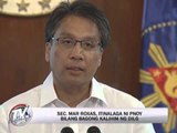 PNoy names Mar new DILG chief