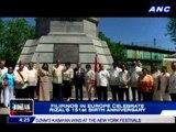 Filipinos in Europe celebrate Rizal's 151st birth anniversary
