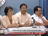 More solons willing to sign bank waivers