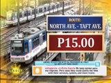 PNoy in favor of MRT, LRT fare hike
