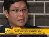 Metro Manila sinking amid global warming