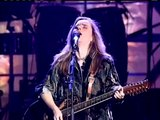 Melissa Etheridge performs Janis Joplin Rock and Roll Hall of Fame Inductions 1995