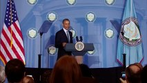 The President Speaks on Protecting Consumers and Families in the Digital Age