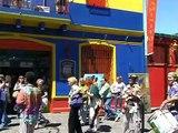 Découverte Vidéo de Buenos-Aires capitale de l'Argentine ( Buenos-Aires capital Argentina )