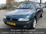 Opel Astra cabrio 1.8 16v comfort (bj 1995)