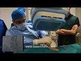 عملية كاملة شفط غضروف مع تحفيز الأعصاب لعلاج الإنزلاق الغضروفى د. باسم هنرى