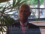 L'avenir de la francophonie - Rencontre avec Abdou Diouf