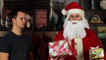 """Kid Snippets: """"Catching Santa"""" (Imagined by Kids)"""